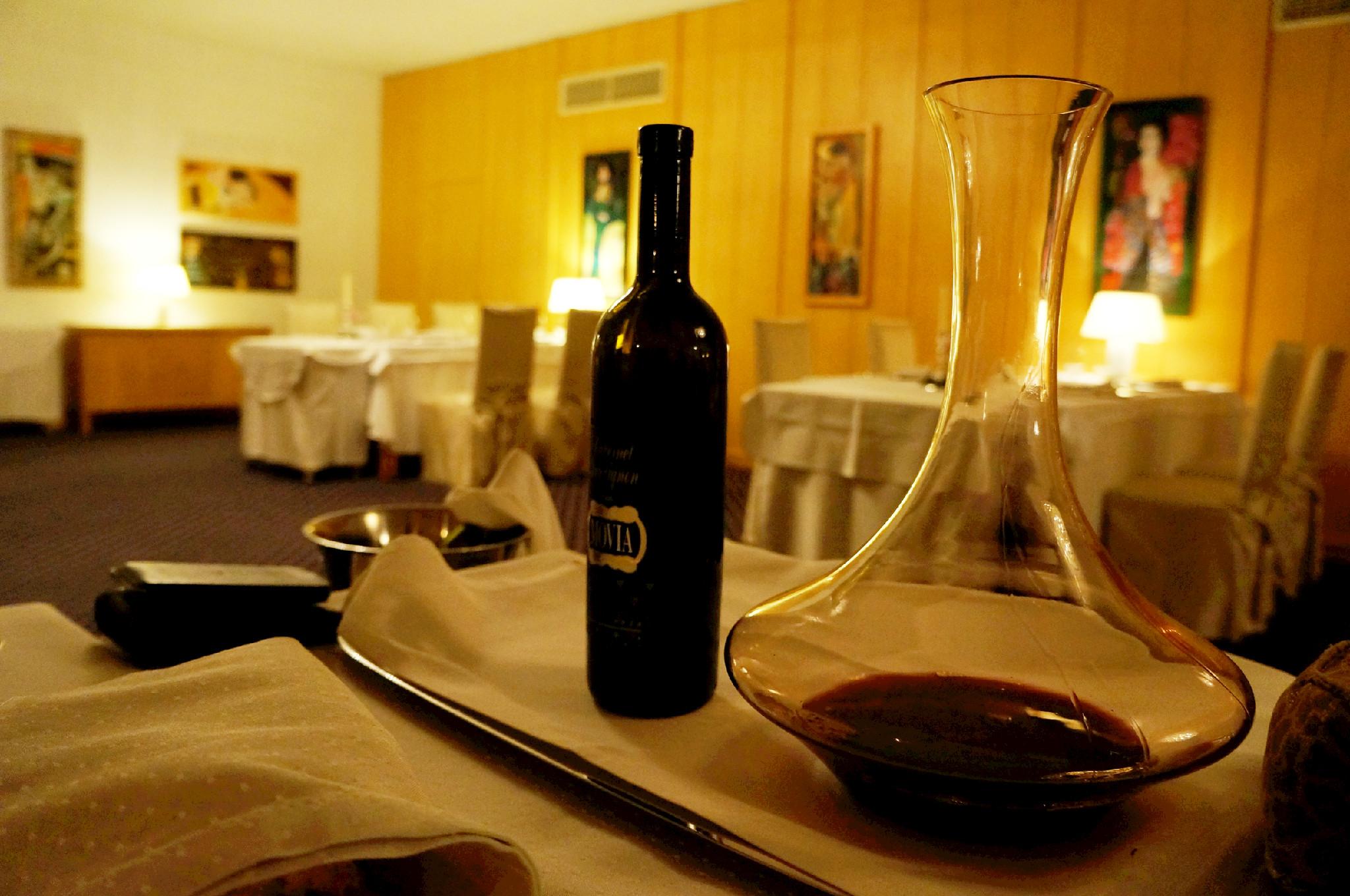 cabernet sauvignon (2006), Movia