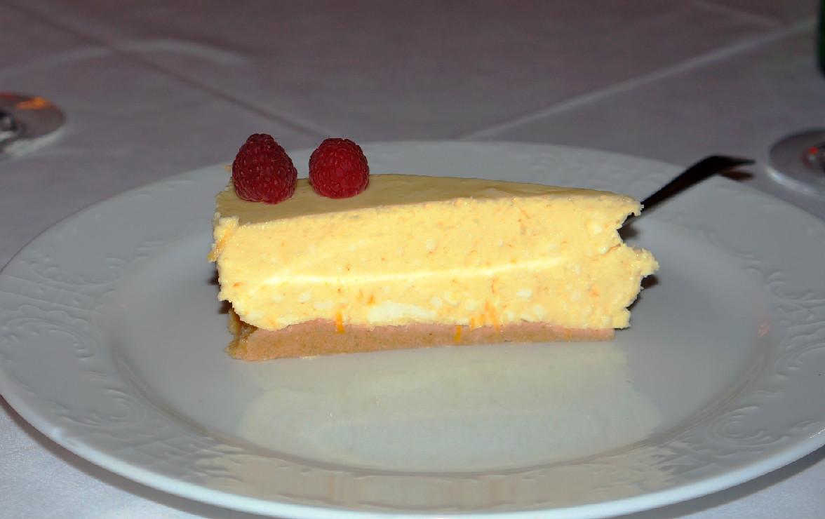 torta od katunskog sira i limuna