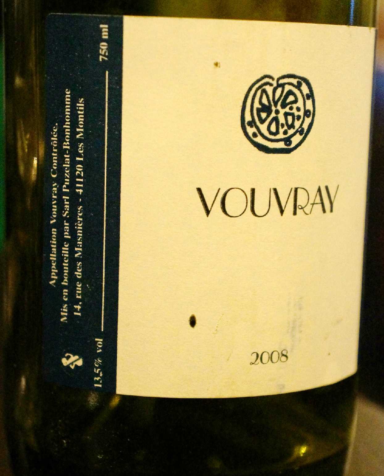 vouvray (2008)