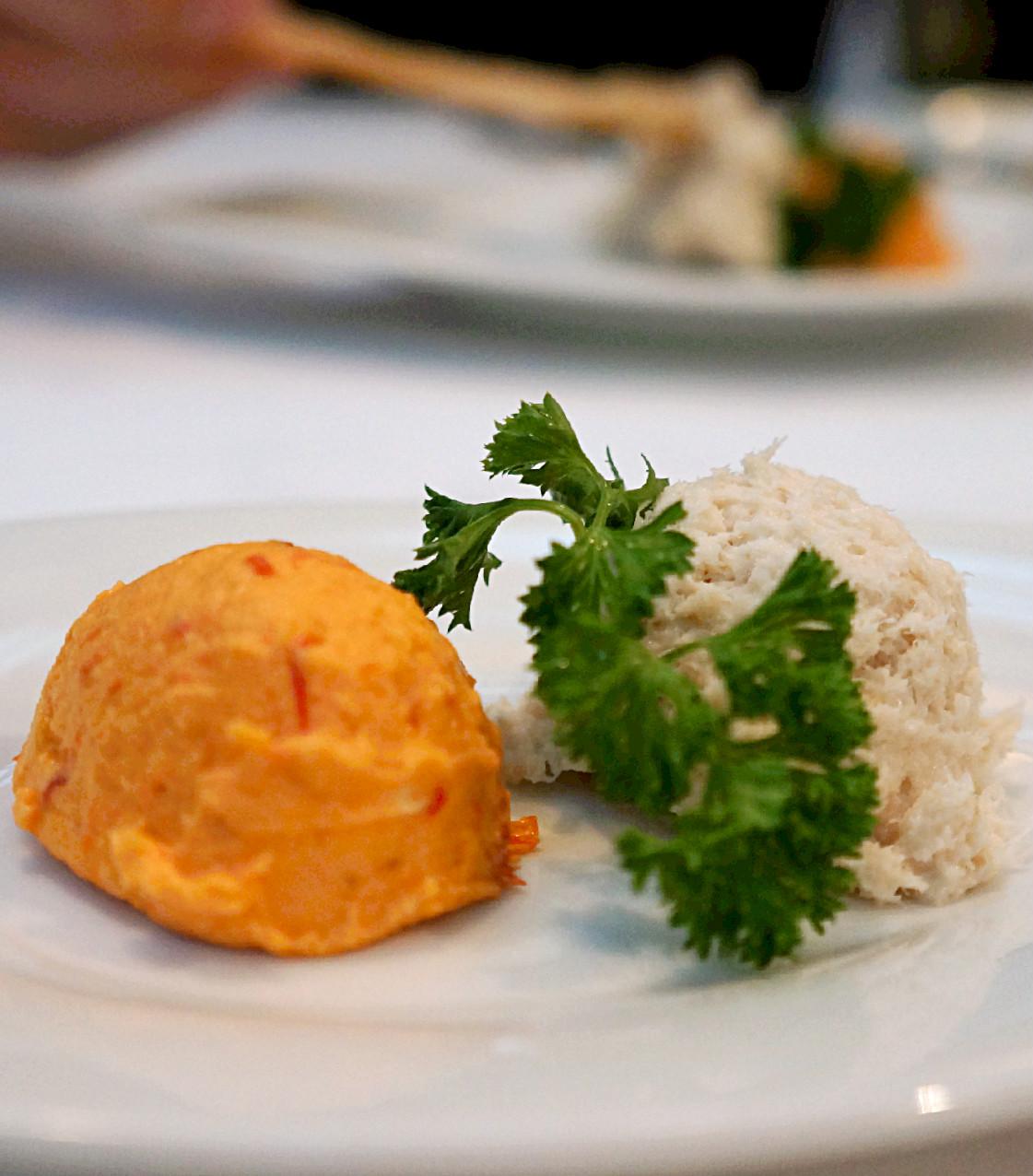domaća riblja pašteta i urnebes
